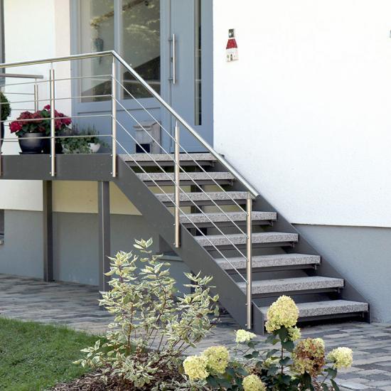 Steintreppen - Treppen.de - das Fachportal für den Treppenbau