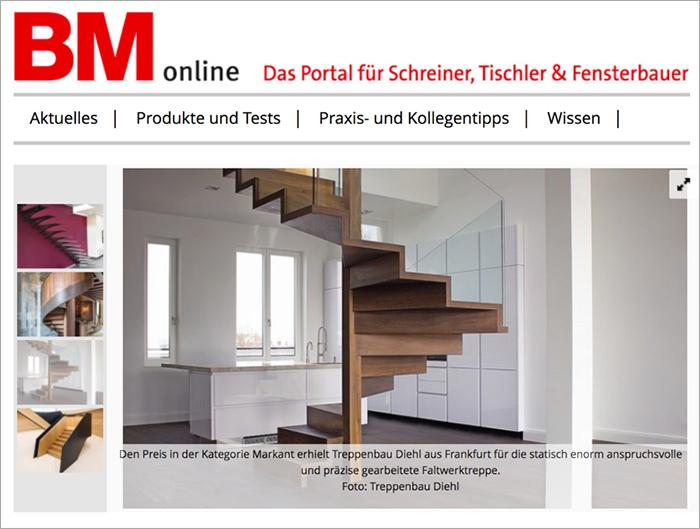 Bm online das portal f r schreiner tischler fensterbauer finden sie treppenbauer f r ihre - Fensterbauer frankfurt ...