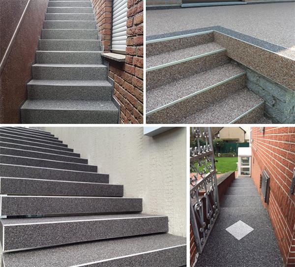 Steinteppich Verlegen De Finden Sie Treppenbauer Fur Ihre