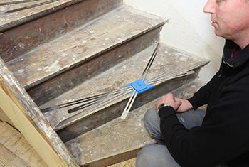 treppen selbst renovieren spezialwerkzeuge f r ihre treppenrenovierung von h k. Black Bedroom Furniture Sets. Home Design Ideas