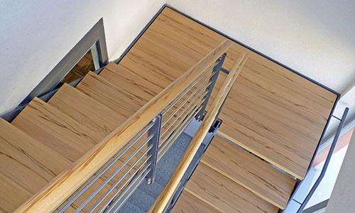 variotreppen plz 36179 bebra faltwerktreppe aus massivholz und stahlgel nder finden sie. Black Bedroom Furniture Sets. Home Design Ideas