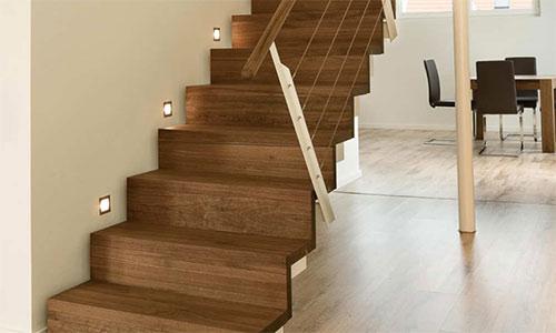 holztreppe design au en. Black Bedroom Furniture Sets. Home Design Ideas