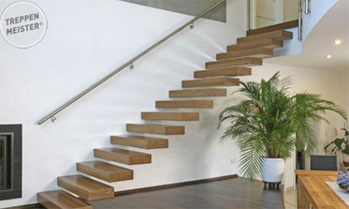 treppenanbieter und treppenbauer aus ulm, augsburg, münchen, Moderne