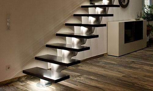 stahltreppe fur innen und aussen designs, treppenanbieter und treppenbauer aus nürnberg, regensburg, erlangen, Design ideen