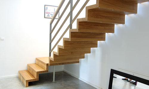 Bäthe Treppen | PLZ 99974 Mühlhausen | Kragarmtreppe aus