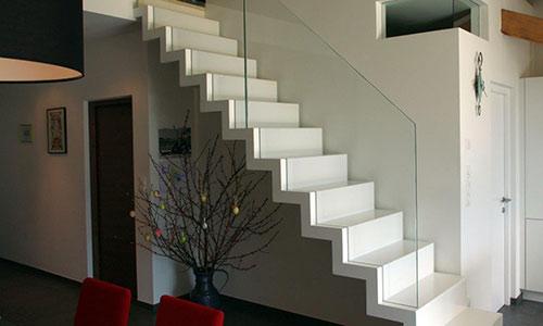 Design Treppen interbau südtirol treppen i 39040 auer raumspartreppe als
