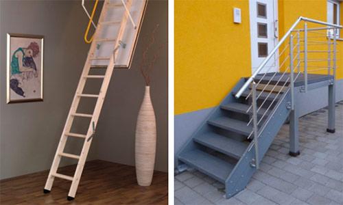 Treppenanbieter und Treppenbauer aus Hannover, Braunschweig ...