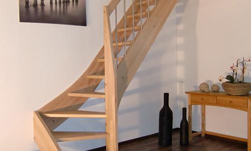 treppenbau schmidt perfect ets treppenbau und schreinerei. Black Bedroom Furniture Sets. Home Design Ideas