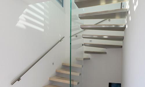 Absturzsicherung Treppe treppen1 eu treppen treppenbau holztreppen metalltreppen