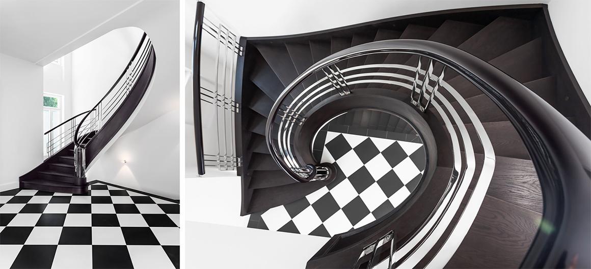 Exklusive Treppenanlagen Von Marliewicz