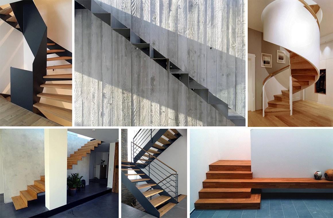 Fabelhaft Moderne Treppen Sammlung Von Zimmermann