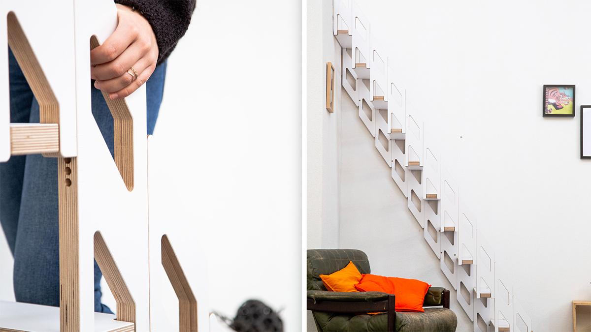 klapster treppe preis