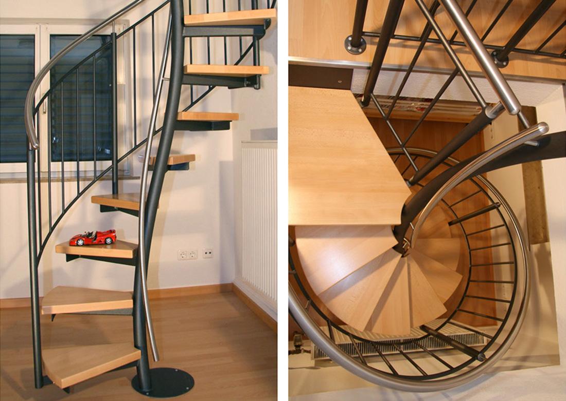 oberb rsch design plz 51515 k rten treppen auf engstem. Black Bedroom Furniture Sets. Home Design Ideas
