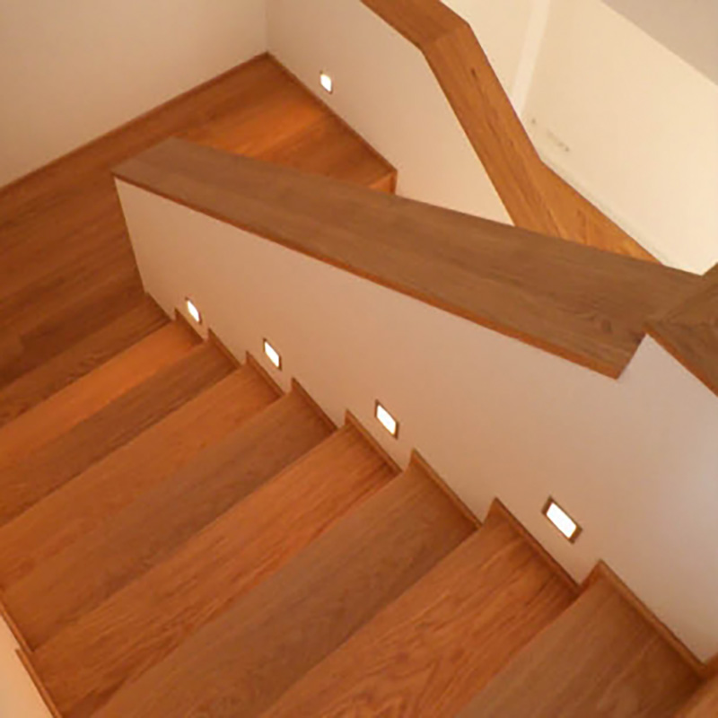 bender roth werkstatt fur massivholztreppen plz 65510 hunstetten faltwerktreppe auf betonlauf