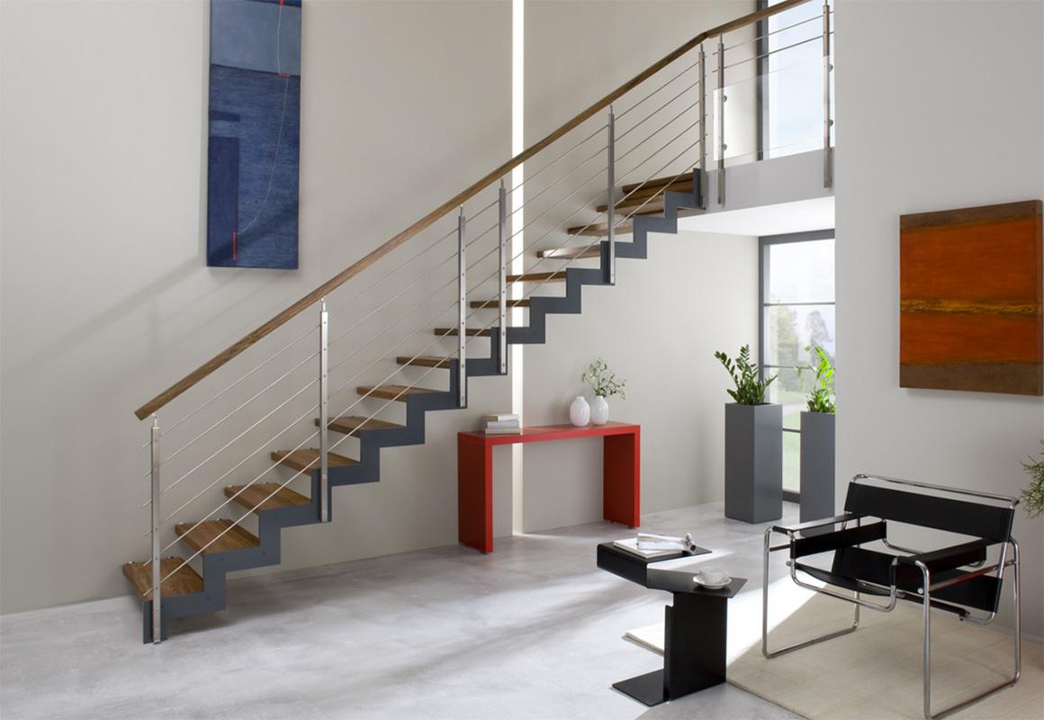 bucher treppen plz 71131 jettingen treppenanlage aus holz und stahl finden sie. Black Bedroom Furniture Sets. Home Design Ideas