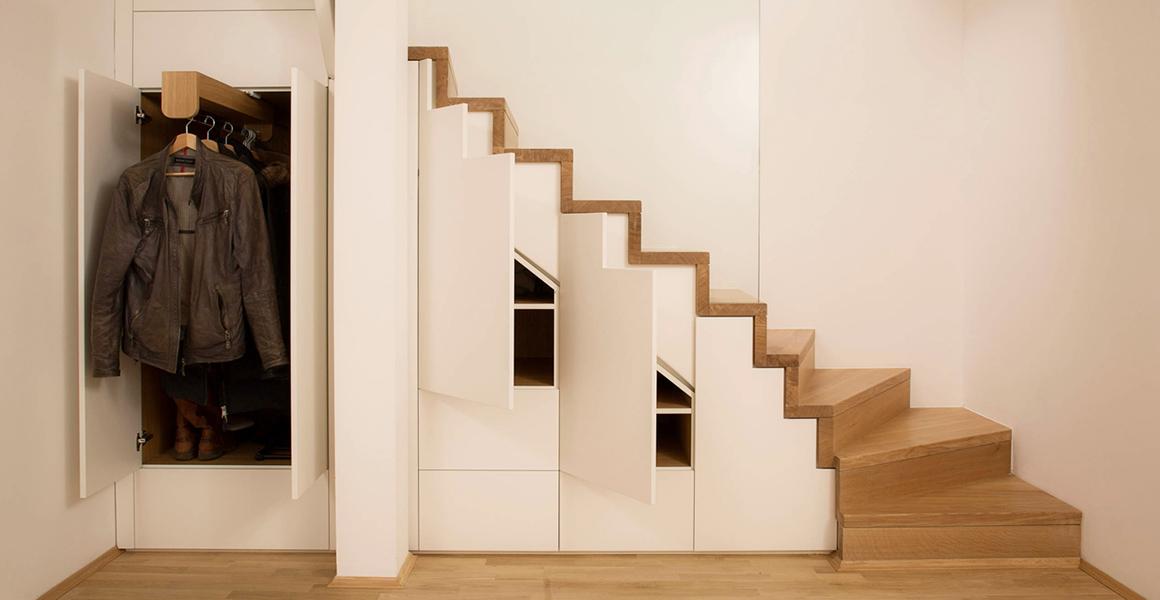 Göhler Treppen Individuelle Möbeltreppe Mit Praktischem