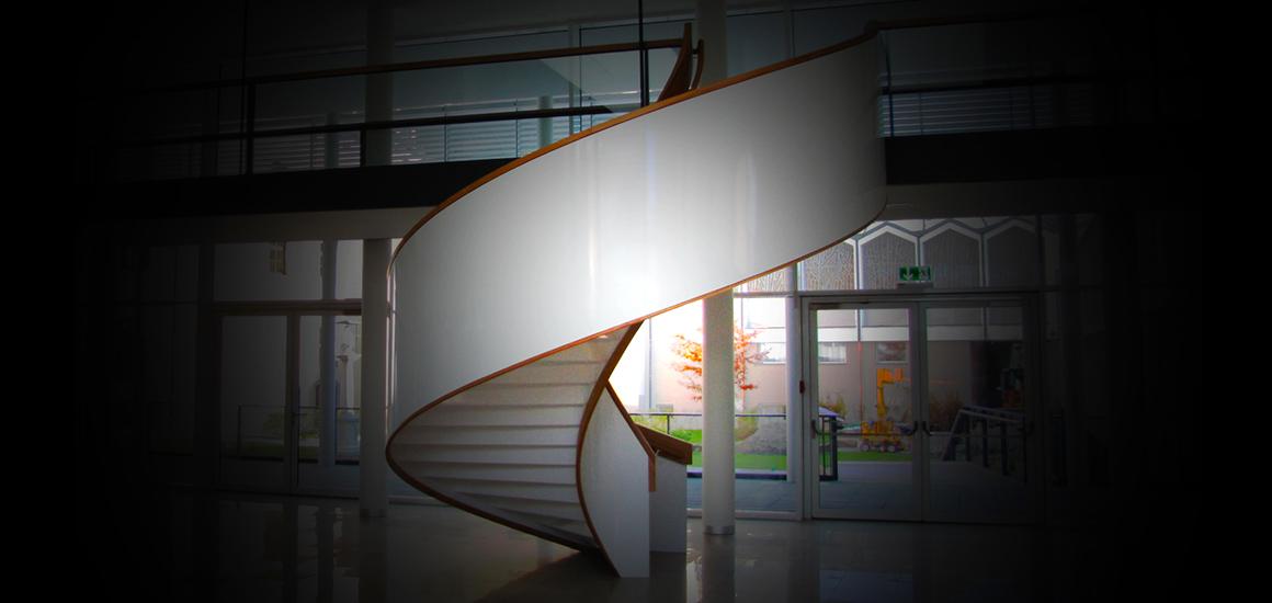 Treppen München a b treppendesign plz 81241 münchen individuelle wendeltreppe