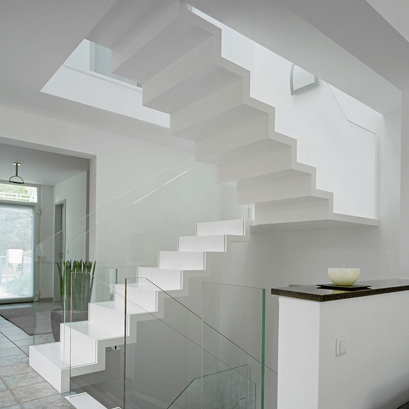 Faltwerktreppe Beton Home Ideen