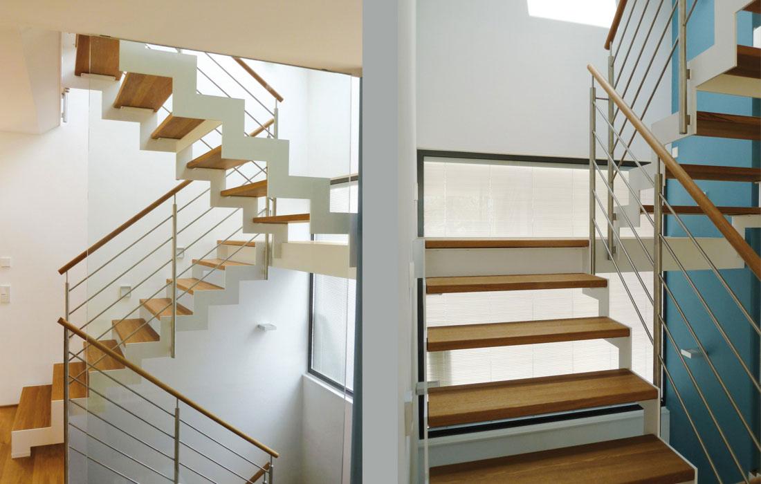 stadler treppen plz 88348 bad saulgau treppe aus holz und stahl mit gezahnten wangen. Black Bedroom Furniture Sets. Home Design Ideas