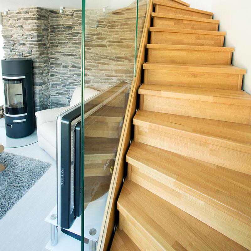 arcus treppen. Black Bedroom Furniture Sets. Home Design Ideas