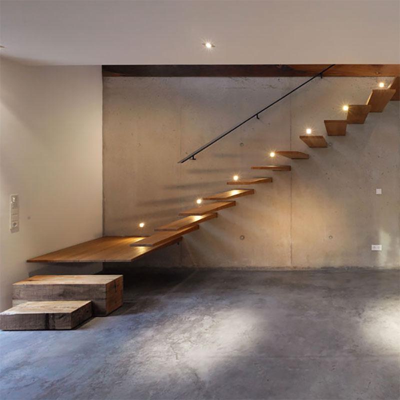 treppenbeleuchtung treppen treppenbau holztreppen. Black Bedroom Furniture Sets. Home Design Ideas