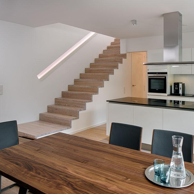 treppenbau vo. Black Bedroom Furniture Sets. Home Design Ideas