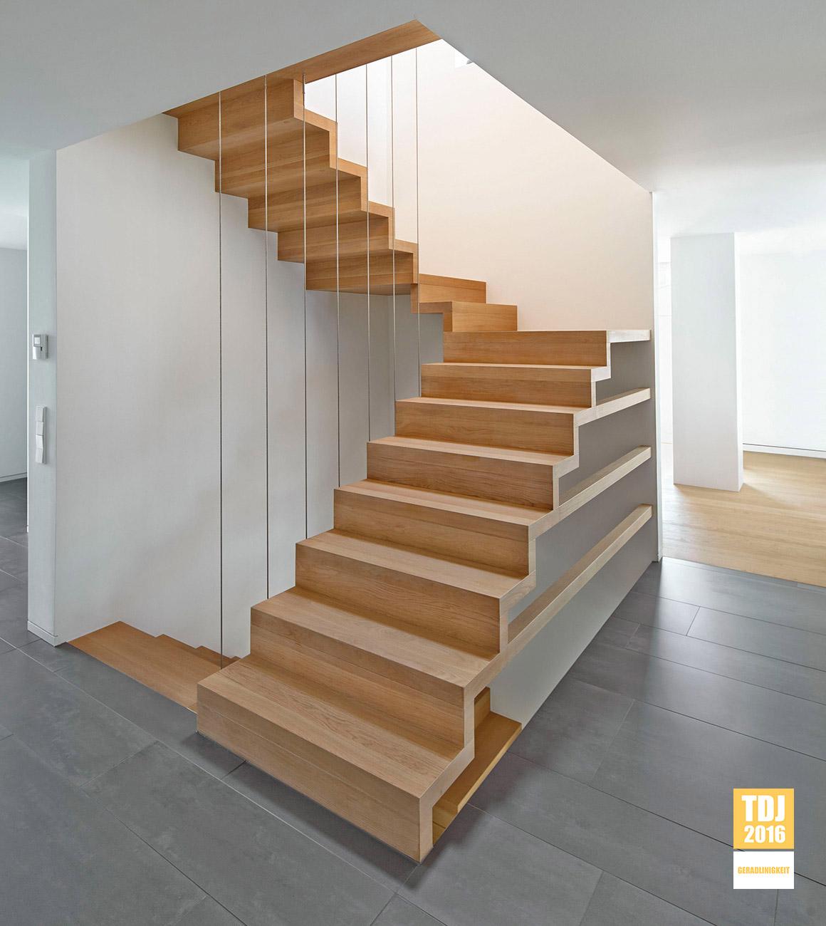 nett exklusives treppen design ideen die besten wohnideen. Black Bedroom Furniture Sets. Home Design Ideas
