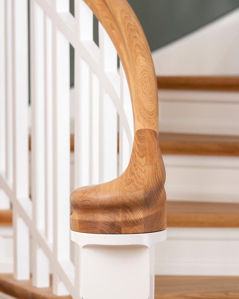 Voss Treppen treppenbau voß plz 23858 reinfeld traditionelle wangentreppe