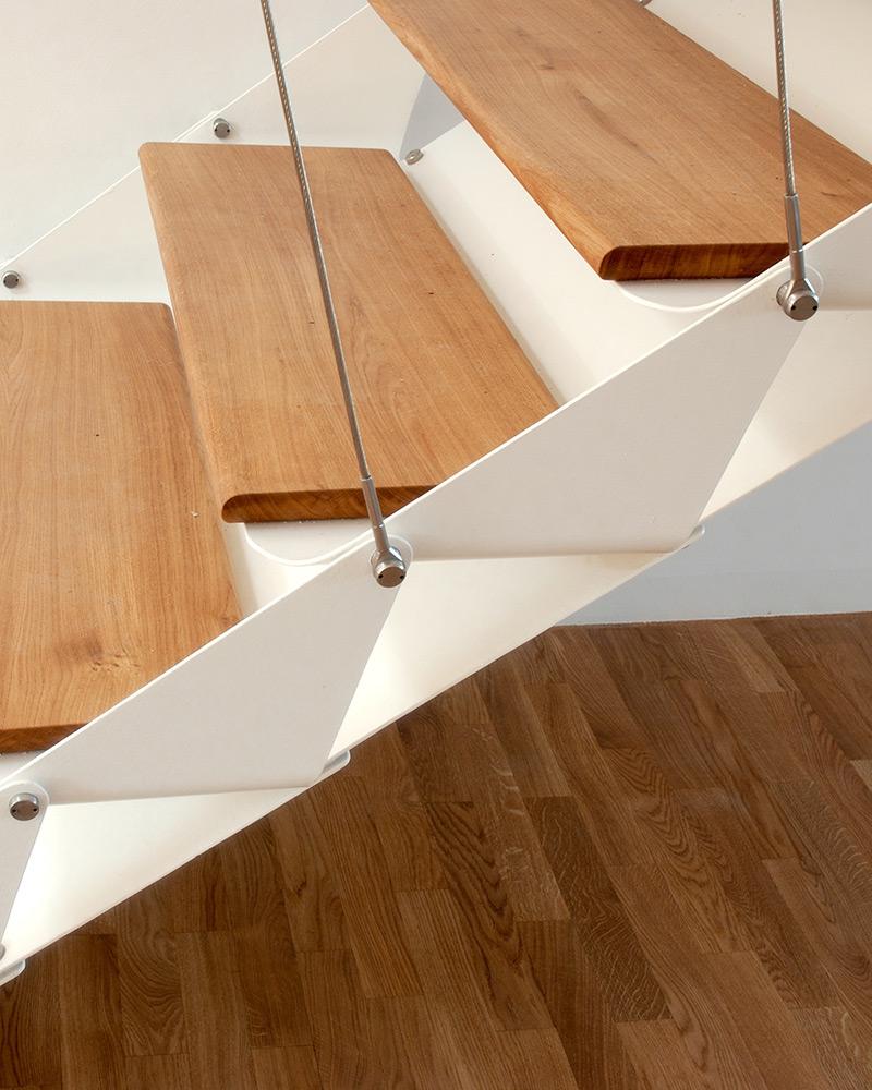 Bezaubernd Schwebende Treppe Sammlung Von Detailansicht Von Hammerl Schreinerei Und Treppenbau. Als