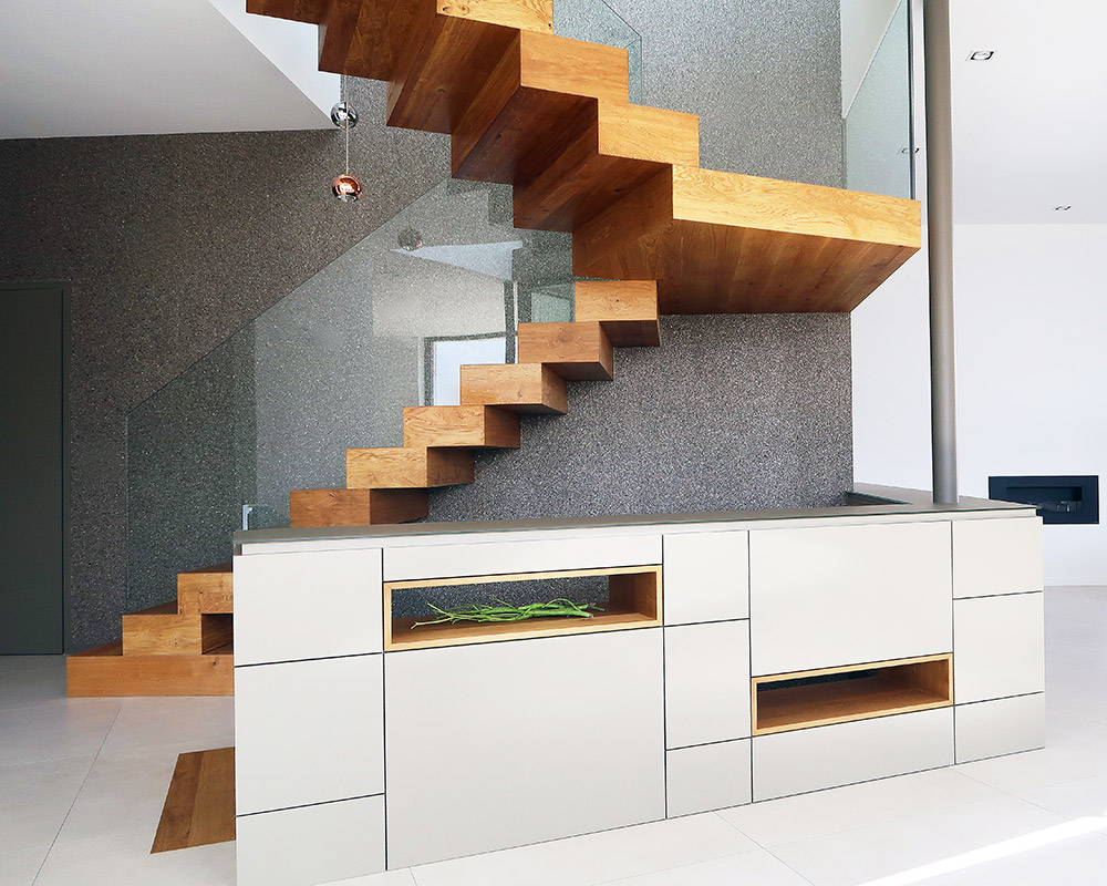 Blockstufentreppe Von Treppenbau Diehl