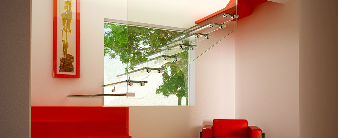 sillertreppen plz 81545 m nchen designtreppe aus glas. Black Bedroom Furniture Sets. Home Design Ideas